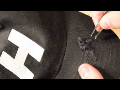 Do It Yourself #1  How To Distress Hats