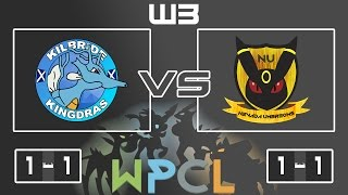 Kilbride Kingdras WPCL Week 3: vs Nevada Umbreons thumbnail
