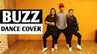 Buzz | Aastha Gill ft. Badshah | Dance Cover | Dharmesh Nayak Choreography.