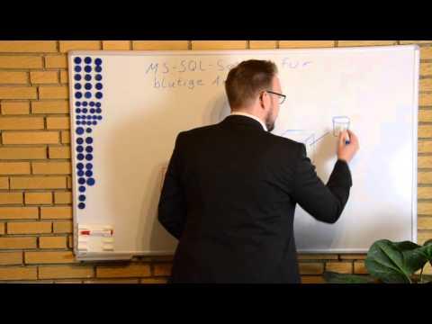 MS-SQL-Server für Anfänger - Teil 1: Komponenten des SQL-Servers