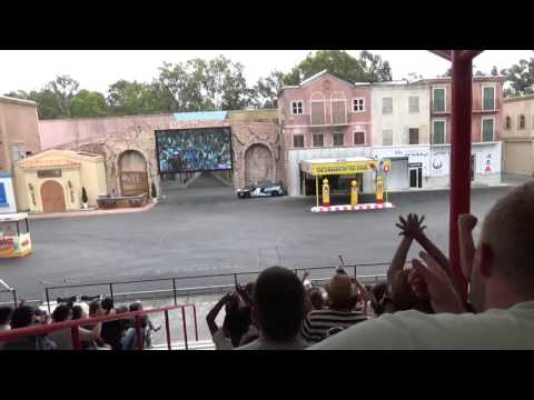 Stunt Driver 2 at Movie World