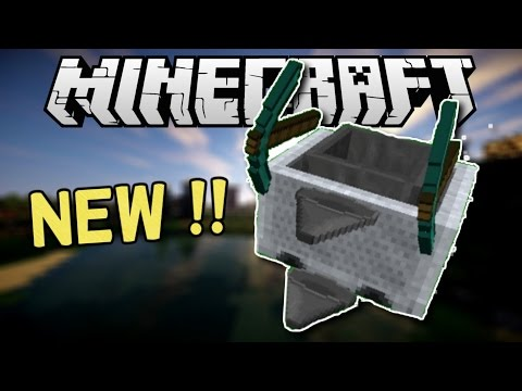 MÁY KHAI THÁC TỰ ĐỘNG THẾ HỆ MỚI !!(KHÔNG MODS) | Minecraft Only One Command [1.11]