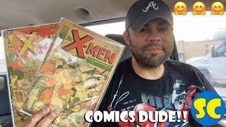New Comic Haul (12/13/2017): Uncanny X-Men 1 & 2, Action Comics 993, Supergirl 16 Artgerm & more!!