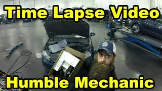 What A Day As A Mechanic Looks Like ~Time Lapse Video