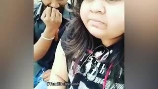 Tamil cute Dubsmash | Tamil WhatsApp status Dubsmash | New serial actress Dubsmash(9)