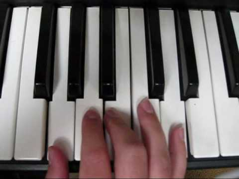 How To Play Banana Pancakes By Jack Johnson On Piano Youtube