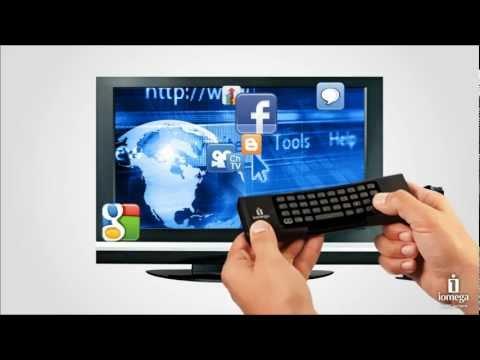 Iomega® TV with Boxee, Tutorial / Spanish