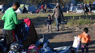 Afghanische Flüchtlinge: Berichte von brutalen Pushbacks durch Kroatien