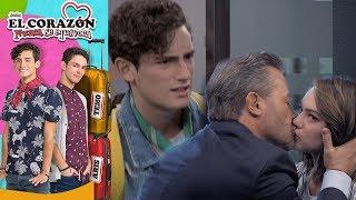El corazón nunca se equivoca - Capítulo 2: ¡Carlota explica por qué es amante de Ubaldo! | Televisa