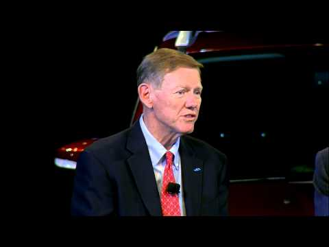 ALAN MULALLY DISCUSSES FORD'S LEADERSHIP DEVELOPMENT