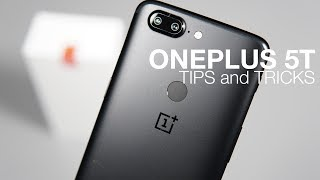 20+ OnePlus 5T Tips and Tricks!