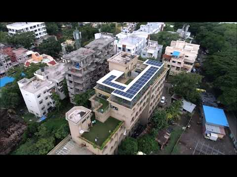 Solar Rooftop Cafeteria