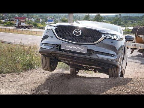 Mazda CX 5 2020 - Гений Оффроуда? Все ОБНОВЫ Мазды СХ-5 против Mitsubishi Eclipse Cross BLACK