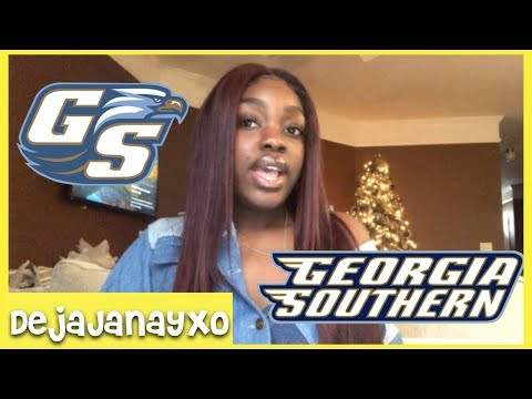 YOU HAVE TO PICK THE RIGHT DORM!! | Living On Campus | Georgia Southern