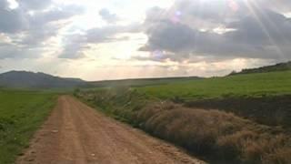 Los campos La Rioja por el Camino de Santiago