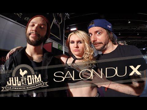 Le salon de l 39 erotisme par jul et dim 17 youtube for Video salon erotisme