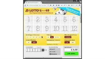 Lotto Dauerschein online spielen