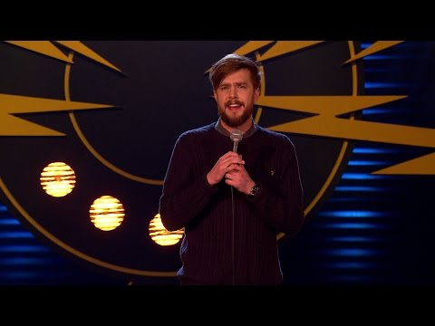 Iain Stirling // Russell Howard's Stand Up Central