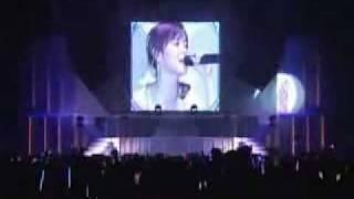 Aya Matsuura 松浦亜弥 - concert Matsu crystal 2004 - Parte 8.