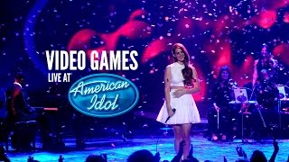 Lana Del Rey - Video Games (Live at American Idol) [Legendado] Thumbnail