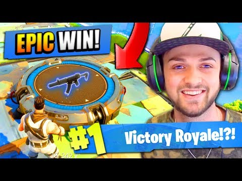 The *NEW* BEST way to WIN Fortnite: Battle Royale!