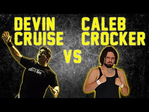 Devin Cruise vs Caleb Crocker