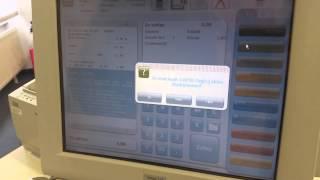RFID-Verkauf mit Deaktivieren der RFID-Transponder