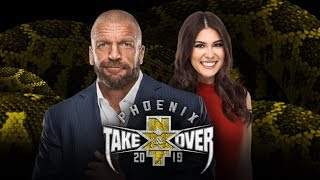 NXT TakeOver: Phoenix Q&A with Triple H