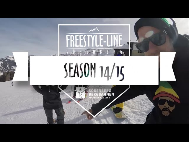 Freestyle Line Sörenberg, Episode 6, Season RECAP 14/15