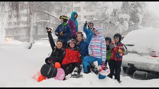 Bulgaria Skiing - Pamporovo 2019