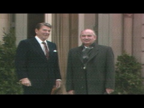 Geneva Summit - November 19, 1985