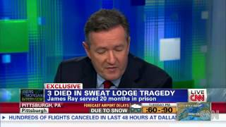 James Arthur Ray Wish I could trade places with 3 that died at lodge YouTube Videos
