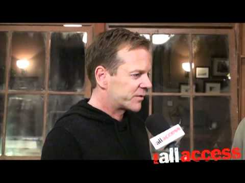 Kiefer Sutherland - Touch Premiere