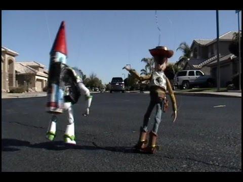 Trailer do filme Toy Story