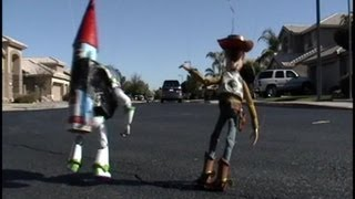 LIVE ACTION TOY STORY TRAILER 2