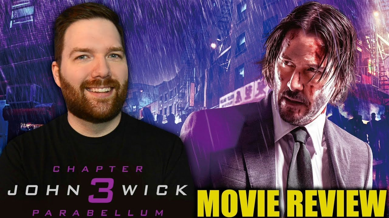 John Wick: Chapter 3 Parabellum Movie Review