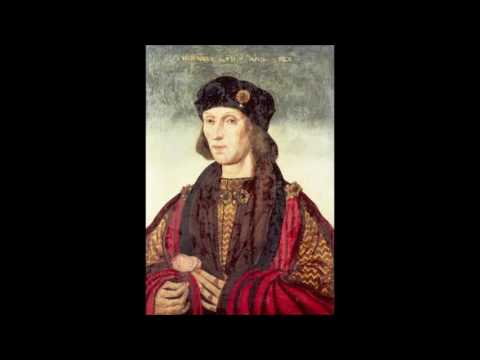 The reign of Henry VII