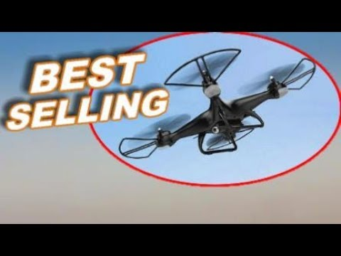 Amazon's BEST SELLING Drone - Holy Stone HS110D FPV RC Drone With HD Camera Live - TheRcSaylors