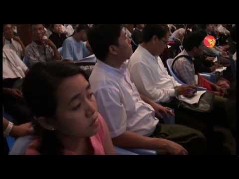 Burmese Lawyers talk about Law in Rangoon