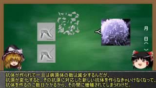 ゆっくり感染症講座-アフリカ睡眠病- 地方病 検索動画 3