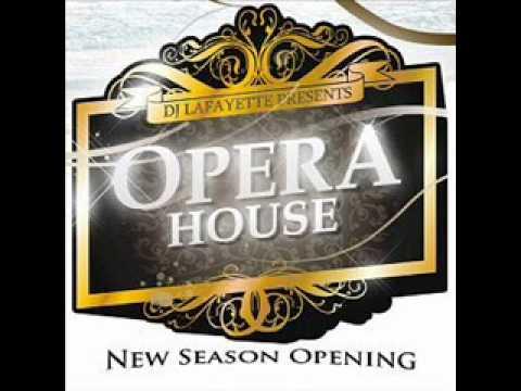 DJ Lafayette - The Best of Opera House Vol. 4