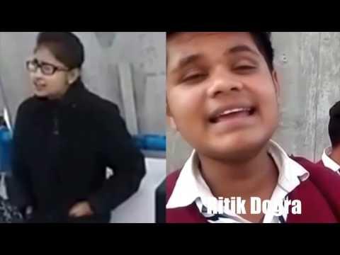 Battle for Popular Social Media Singer in Jammu - Girl Vs Boy