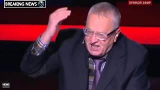 Жирик отжог. Жириновский прикол ! 2015 СМОТРЕТЬ ВСЕМ