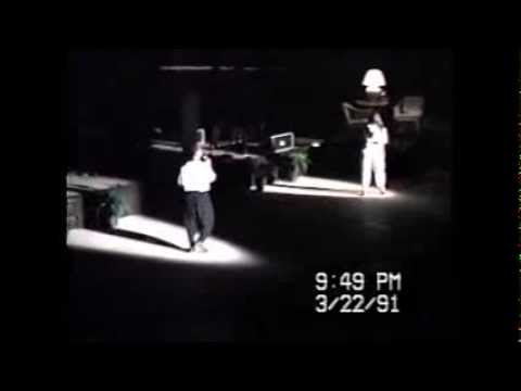 Clip, Brigham Young University Hawaii, March 22, 1991
