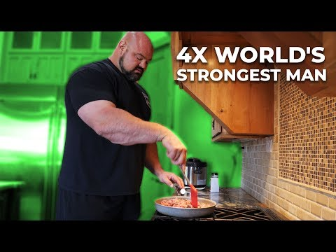 Download DAY IN THE LIFE OF A WORLDS STRONGEST MAN Mp4 baru