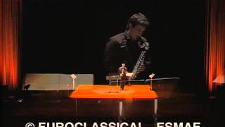 False Entropy, for Bass Clarinet and Tape - João Ferreira