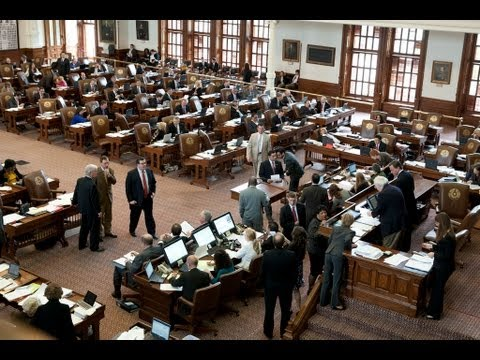House Switches on Texas Lottery Commission