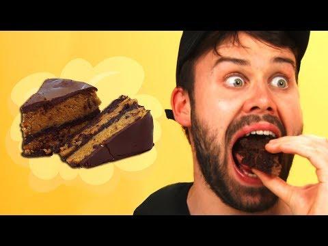 Irish People Taste Test Vegan Cakes