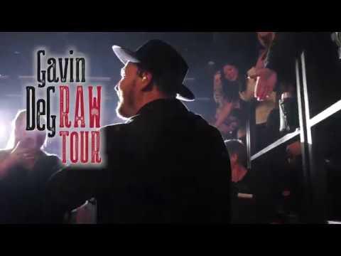 Gavin Degraw Tour Raw
