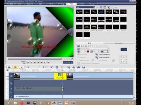 Video Edit by Ulead Video Studio 11
